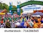 munich  germany   september 16  ... | Shutterstock . vector #716286565