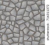 computer generated texture... | Shutterstock . vector #716311372
