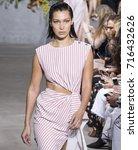 new york  ny   september 08 ... | Shutterstock . vector #716432626
