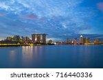 singapore entertainment tourist ... | Shutterstock . vector #716440336