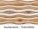 abstract home decorative art... | Shutterstock . vector #716610826