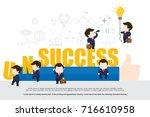 vector illustration for... | Shutterstock .eps vector #716610958