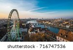 Basel Switzerland At Autumn Fair