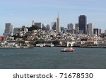 Scenic View Of San Francisco ...