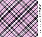 checkered seamless pattern.... | Shutterstock .eps vector #716910646