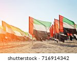 celebration of national day  ... | Shutterstock . vector #716914342