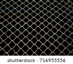 Mesh Fence.it Is A Beautiful...