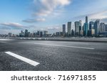 cityscape and skyline of... | Shutterstock . vector #716971855