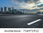cityscape and skyline of... | Shutterstock . vector #716971912