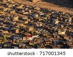 landscape sunset view of leh...   Shutterstock . vector #717001345
