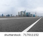 cityscape and skyline of... | Shutterstock . vector #717011152
