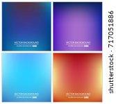abstract creative concept... | Shutterstock .eps vector #717051886