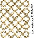 vector seamless pattern of... | Shutterstock .eps vector #717076606