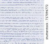 blue and white striped zig zag... | Shutterstock .eps vector #717096772