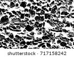 abstract background. monochrome ... | Shutterstock . vector #717158242