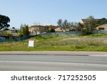 house land for sale | Shutterstock . vector #717252505