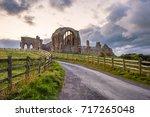 Road To Egglestone Abbey   The...