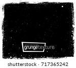 grunge texture   abstract... | Shutterstock .eps vector #717365242