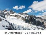 winter mountains    Shutterstock . vector #717401965