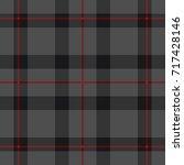 tartan traditional checkered... | Shutterstock .eps vector #717428146