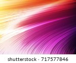 colorful speed abstract... | Shutterstock .eps vector #717577846