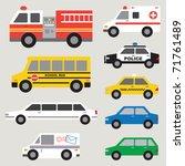 vector illustration of... | Shutterstock .eps vector #71761489