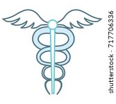 medical symbol isolated icon | Shutterstock .eps vector #717706336