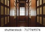 perspective of japan paper...   Shutterstock . vector #717769576