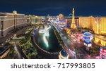 las vegas  nevada   july 25 ... | Shutterstock . vector #717993805