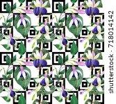 Wildflower Fuchsia Flower...