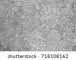 metal background with rust and...   Shutterstock . vector #718108162