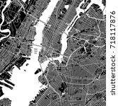 new york city  new york....   Shutterstock .eps vector #718117876