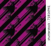seamless arrow vector background | Shutterstock .eps vector #71816941