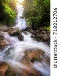 Deep Forest Waterfall  Salika...