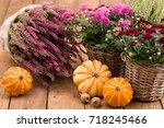 Autumnal Decoration   Flowers...