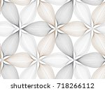 black line graphic pattern... | Shutterstock .eps vector #718266112