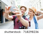 that will be a great picture | Shutterstock . vector #718298236