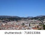 nice  france | Shutterstock . vector #718313386