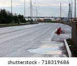road | Shutterstock . vector #718319686
