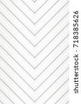 volume realistic embossing... | Shutterstock .eps vector #718385626