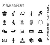 set of 20 editable science...