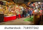 Christmas Market In Vorosmarty...