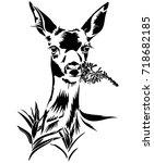 vector flat illustration of... | Shutterstock .eps vector #718682185