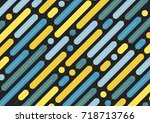 abstract background with...   Shutterstock . vector #718713766