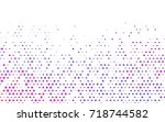 light blue  red vector red...   Shutterstock .eps vector #718744582