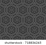 geometric shape abstract vector ...   Shutterstock .eps vector #718836265
