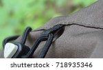 backpack cloth | Shutterstock . vector #718935346