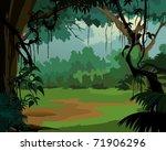 forest background   Shutterstock . vector #71906296
