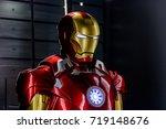las vegas  nv  usa   sep 20 ... | Shutterstock . vector #719148676
