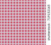 vector seamless abstract... | Shutterstock .eps vector #719152165